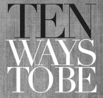La collection de Ten Ways To Be:Totally New Look